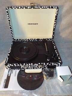 Crosley Turntables Second Like New
