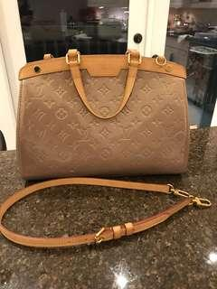 Louis Vuitton BREA Bag Size MM