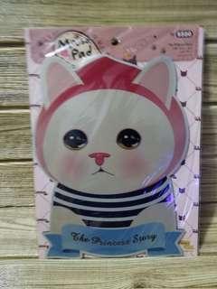 Mouse pad korea Choo Choo cat 韓國貓3 like sanrio kitty