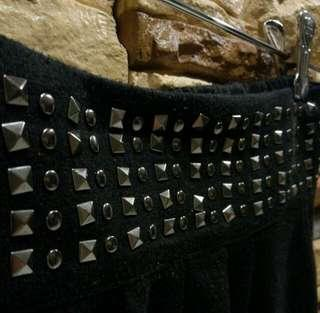 Skirt with Studs
