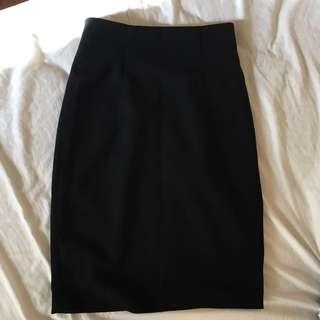 Pencil skirt-size S