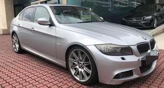 BMW 325XL 2010 6 speed 2.5A