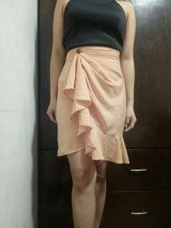 Ruffle Vintage Skirt