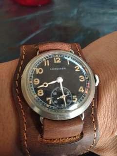 二十年代 Longines Trench watch