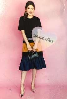 Korean Layered Dress