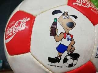 可口可樂1994世界盃紀念足球 cocacola