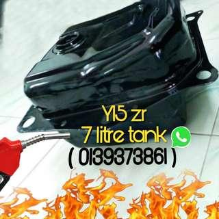 yamaha y15zr custom tank 7 litre