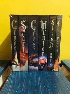 Marissa Meyer   The Lunar Chronicles Box Set