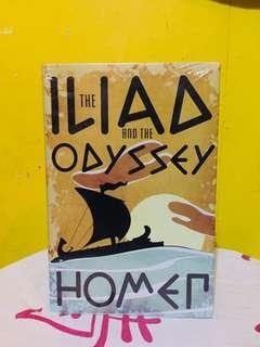 Homer   The Iliad and Odessey
