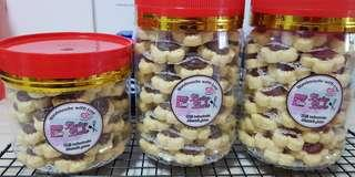 Pineapple Tarts Nutella Tarts