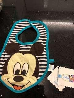 New Disney Baby Bib