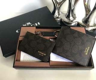 Sale! Coach mens wallet