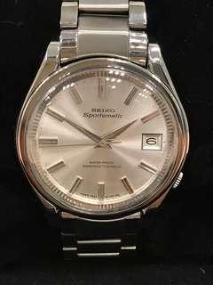 Vintage Seiko Sportsmatic 7625-8140 Automatic Watch