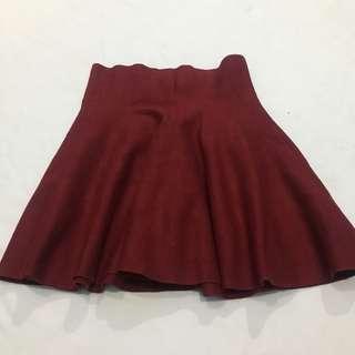 Thick Korean Skirt