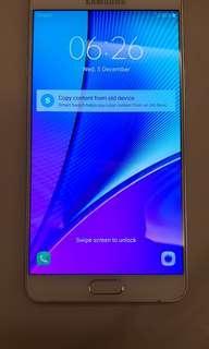 Samsung note 5 White 32GB