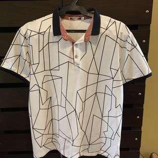 Shirt from Bangkok, Small ( but XL on tag)