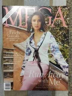 Mega Magazine (Erich Gonzales cover)