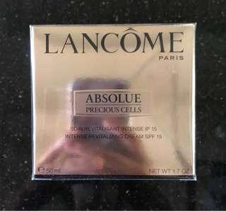 Lancôme absoule precious cells intense revitalizing cream