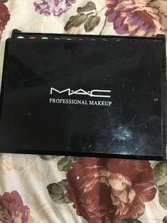 Mac Professional Pallete