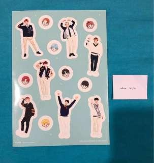 BTS 4th Muster Japan - Sticker