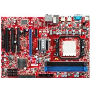 🚚 微星 770-C45 全固態電容主機板、770+SB710晶片組、PCI-E插槽、SATA、DDR3 RAM 附檔板