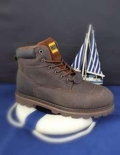 Nuker steeltoe shoe