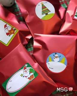 CHRISTMAS COLLECTION NO. 1 (HOLIDAY BLEND IN RED FOIL PACKAGING)