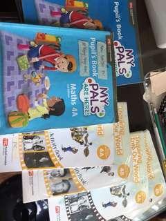 Primary text books