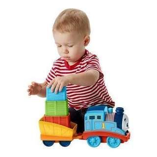 🚚 ~Ready Stocked~ Thomas & Friends Fisher-Price My First, Stack & Nest blocks  #caroupayzerofees