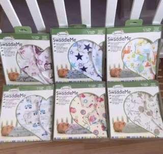 Newborn Baby Gift Set Summer Baby Swaddle