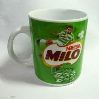 MILO promotion CERAMIC CUP / MUG - FOOTBALL Sports NESTLE Drink Malaysia