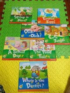 兒童故事書7本