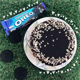 Nutella Oreo Cheese Cake
