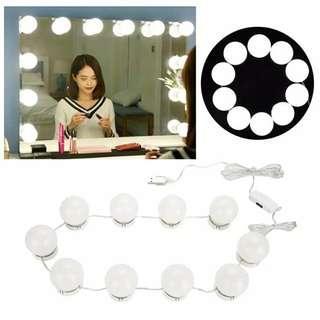 Bulbs LED Mirror Light