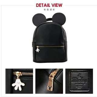 Disney x Grace Gift Mickey Backpack (Medium Size)