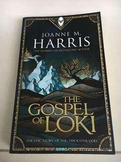 🚚 The gospel of Loki - 302 pages