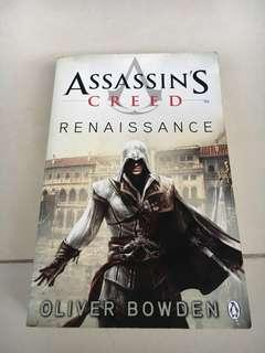 🚚 Assassin's Creed Renaissance - 515pages