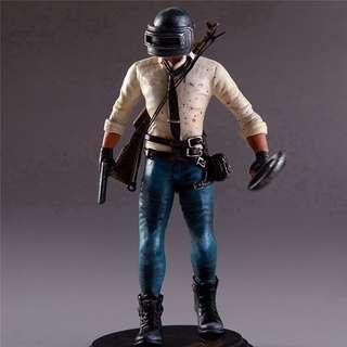 [P.O] PUBG Statue Figuring 19cm Model