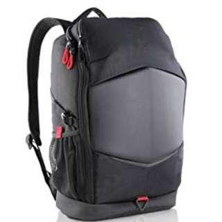 """Dell backpack fits up to 17"""" laptop"""