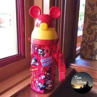 [Xmas Sale] Mickey 90 Party Event - Bottle with Strap 米奇90派對盛事 - 水樽連斜揹帶 