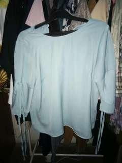 Top Blouse Cotton Ink