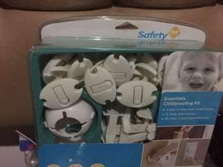 Safety first child proofing kit