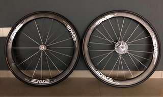 Enve Classic 45 tubular wheelset