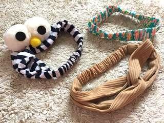 Turban Headband Bundle