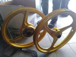 Rim ENKEI FC Kuning Gold