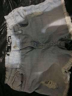 Cotton on maong shorts for kids