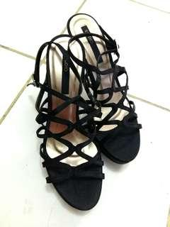 Studio black heels