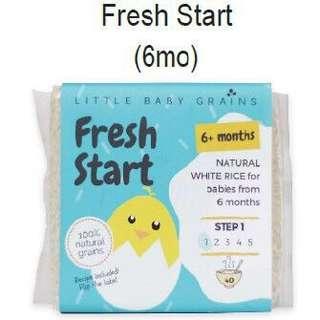 Little Baby Grains Rice Fresh Start (6months+)
