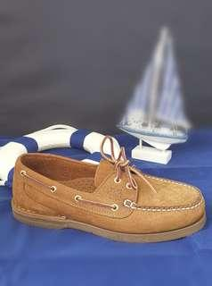Nuker boat shoes