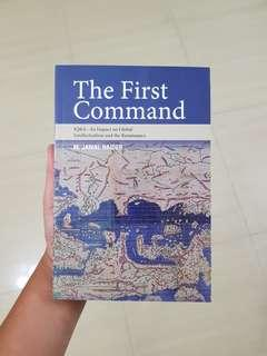 The First Command: Iqra
